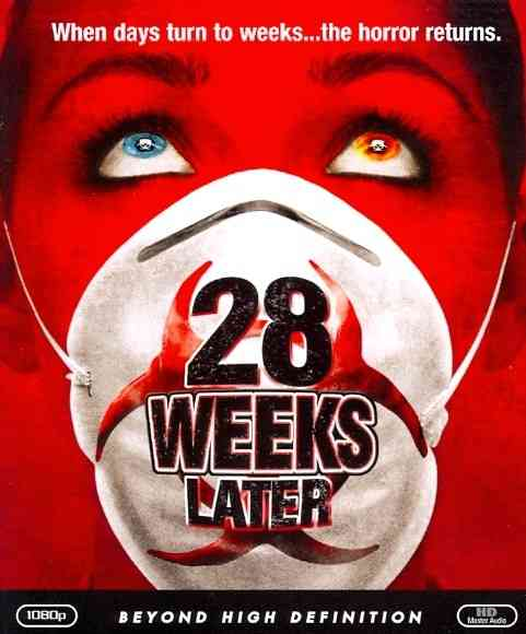 28 WEEKS LATER BY CARLYLE,ROBERT (Blu-Ray)